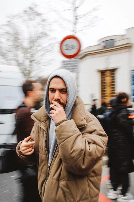 Street Style Looks from Paris Men's Fashion Week Fall Winter 2019
