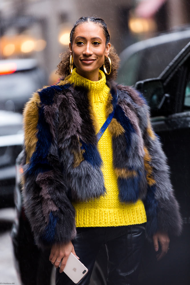 Street Style Looks from New York Fashion Week fw19 Ready-To-Wear Part II