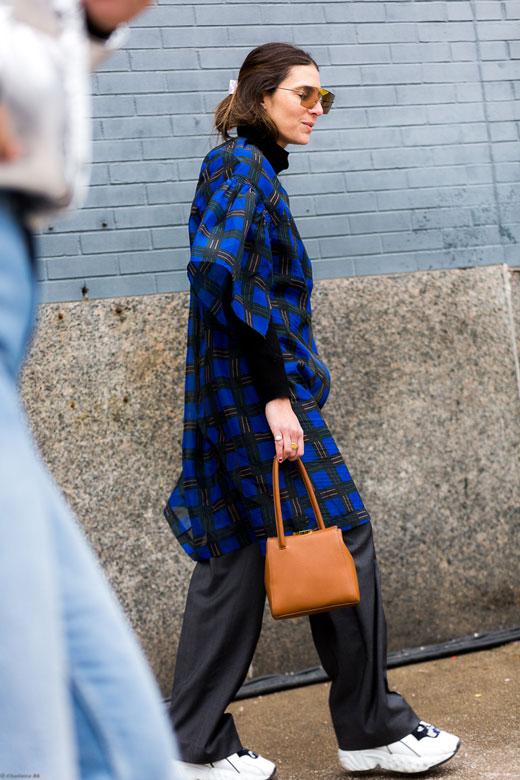 Street Style Looks from New York Fashion Week FW19 Ready-to-Wear (Jen Wonders)