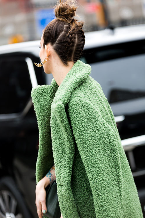 Street Style Looks from New York Fashion Week FW19 Ready-to-Wear