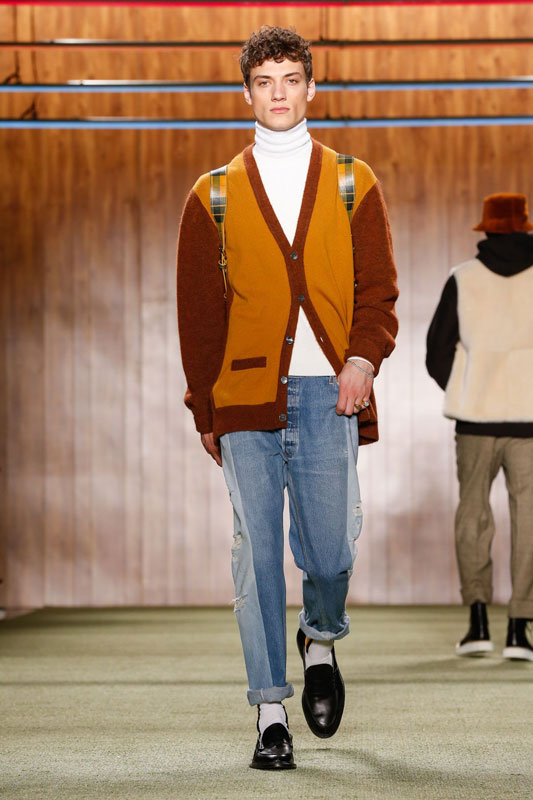 Todd Snyder Fall Winter 2019 Menswear Collection