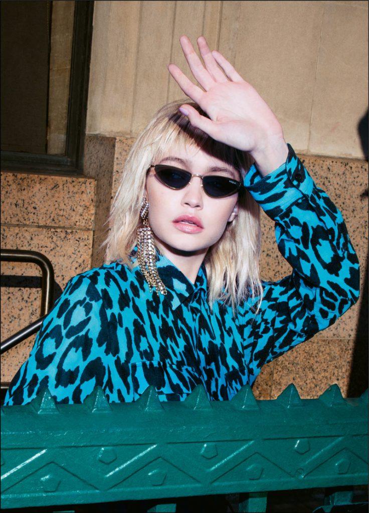 Vogue x Gigi Hadid, Lafayette