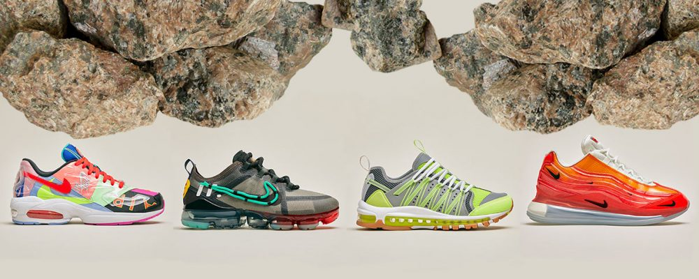 finest selection 34bb9 92df9 Nike Celebrates Air Max with Four New Collaborations