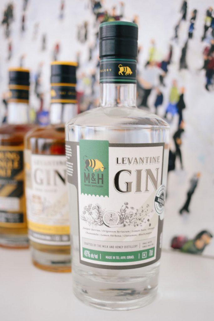 Milk & Honey Gin Tel Aviv Israel
