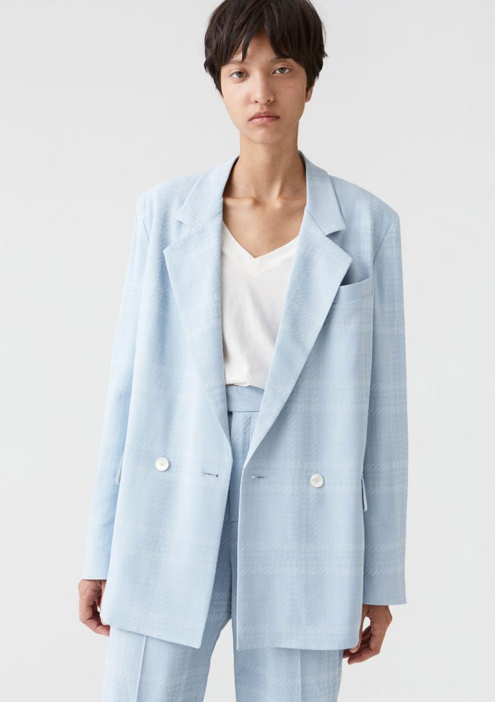 Suiting up trend SS19