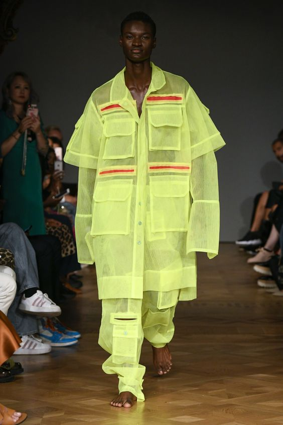 See-Through Runway Pieces for Spring 2019