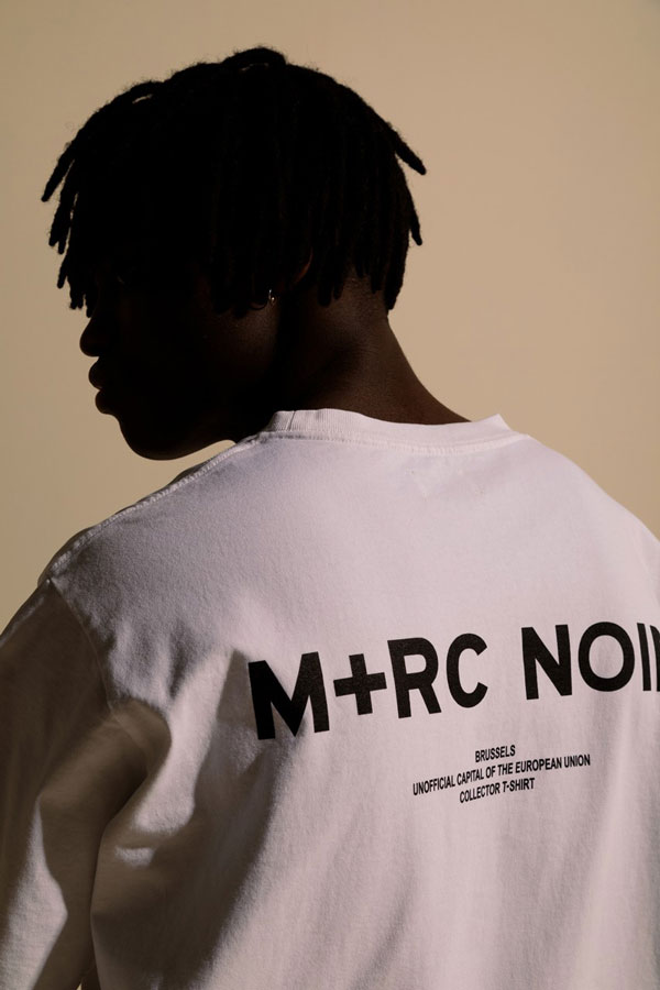 Brussels Hot spot: French label M+RC Noir Opens Pop-Up Store