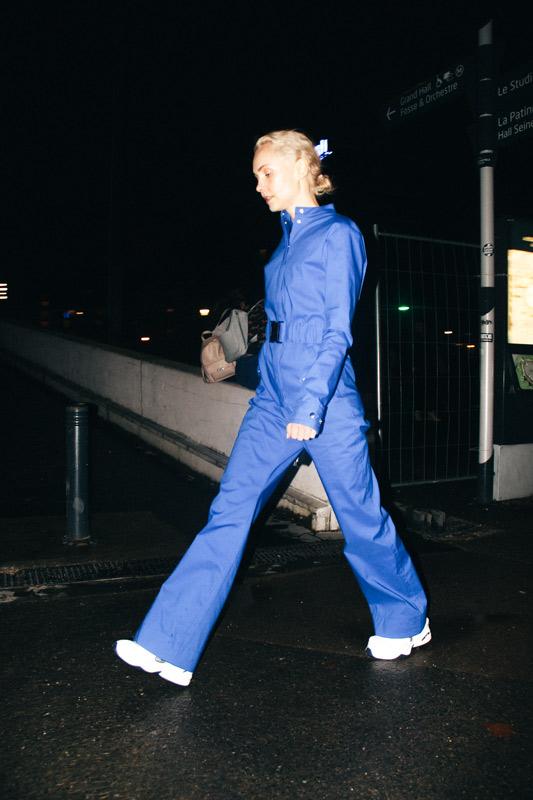 Street Style Looks from Paris Fashion Week fw19 Ready-To-Wear