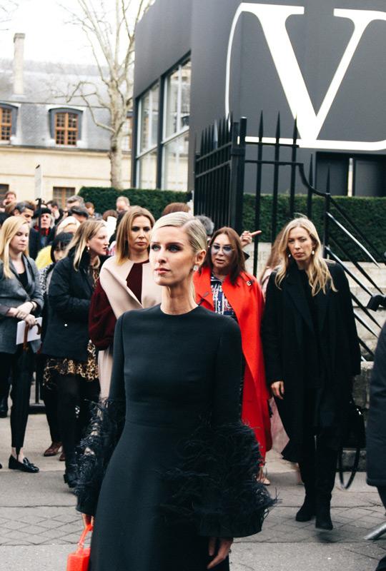 Street Style Looks from Paris Fashion Week fw19 Ready-To-Wear Part II