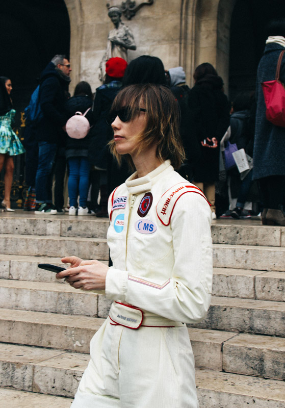 Street Style Looks from Paris Fashion Week fw19 Ready-To-Wear Part II