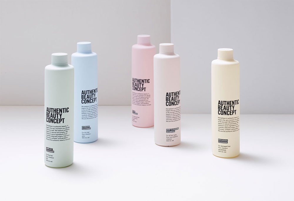 Authentic Beauty Concept haircare