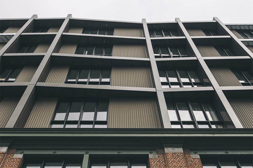 Yust Antwerp Hostel Hotel Hotspot
