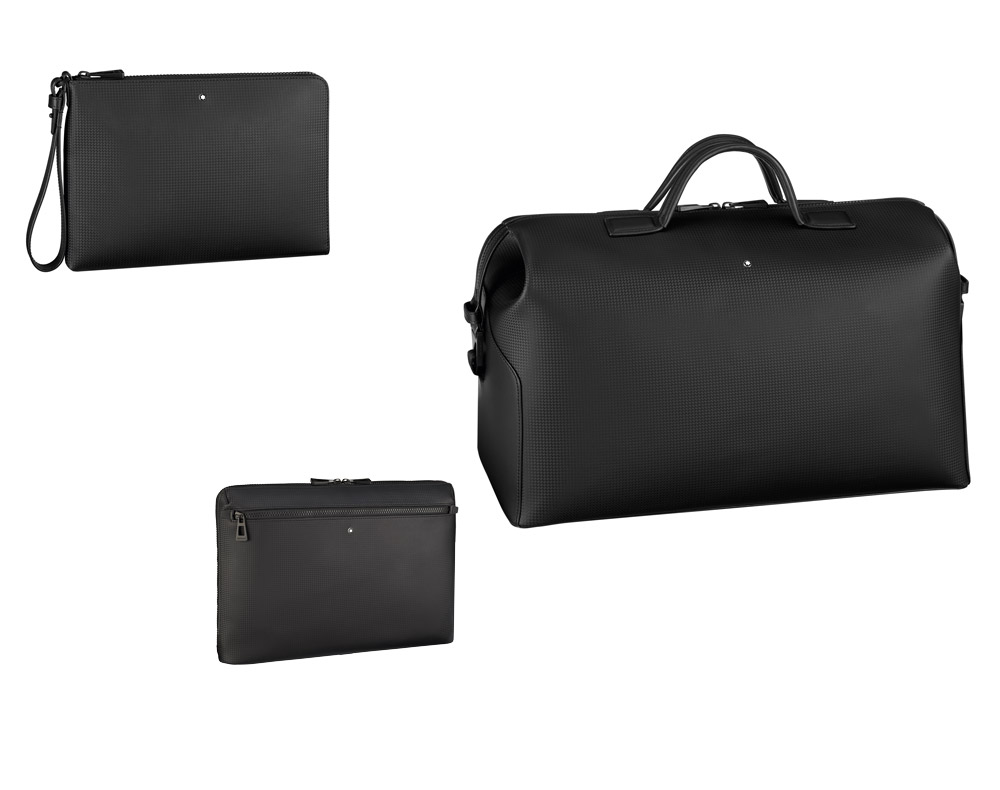 Montblanc Launches Its New Leather Goods Collection in Berlin