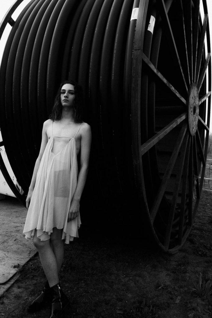 Editorial: Non, Je Ne Regrette Rien Photographed by Lalo + Eva