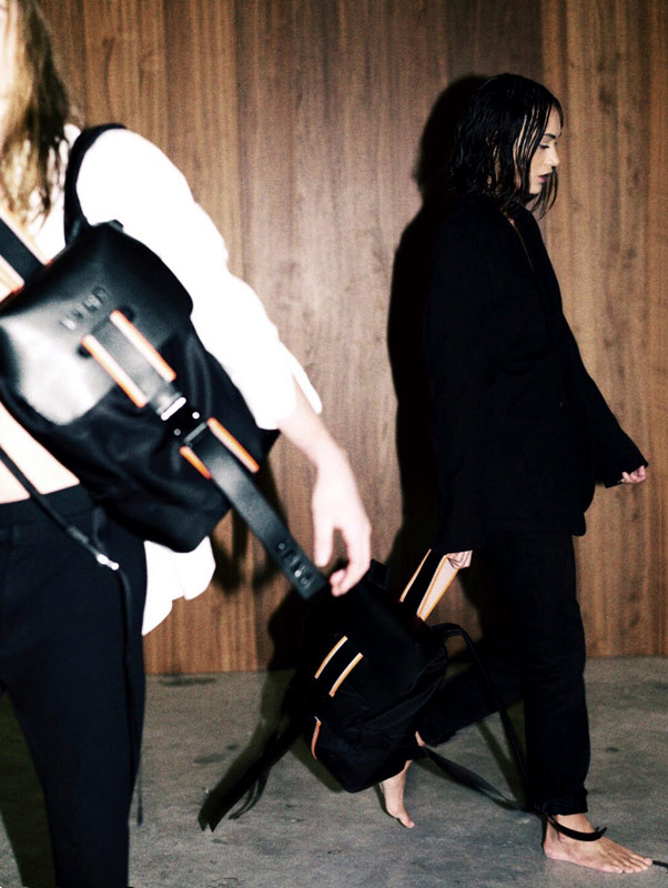 Antwerp-Based Label YNGR Launch Bag Line - ENFNTS TERRIBLES MAGAZINE