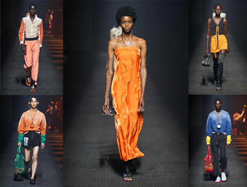 Kenzo at Paris Men's Fashion Week SS2020