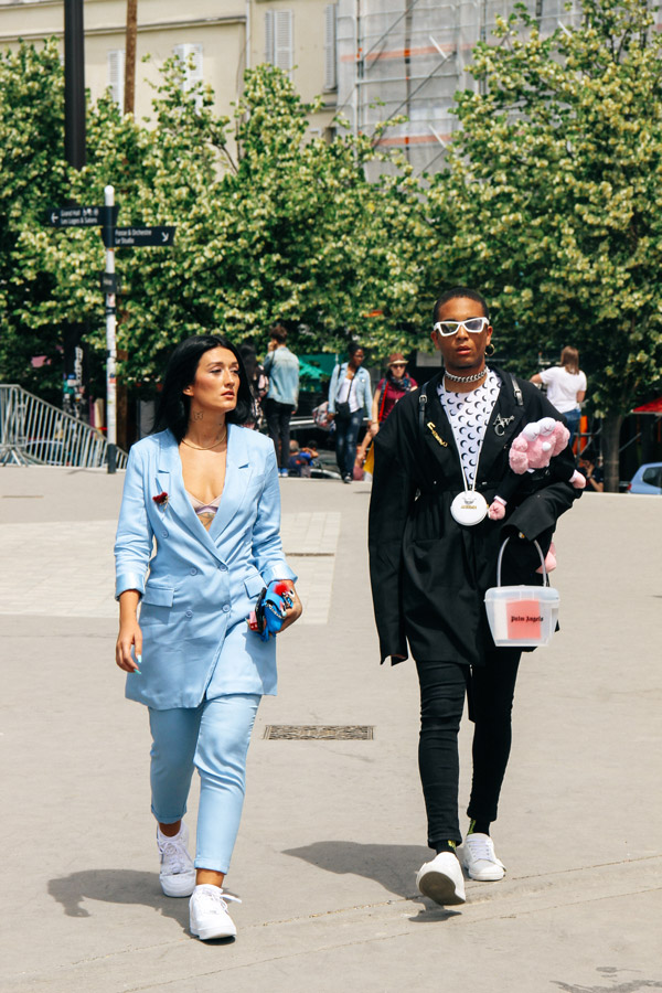 Street Style: Paris Men's Fashion Week SS2020