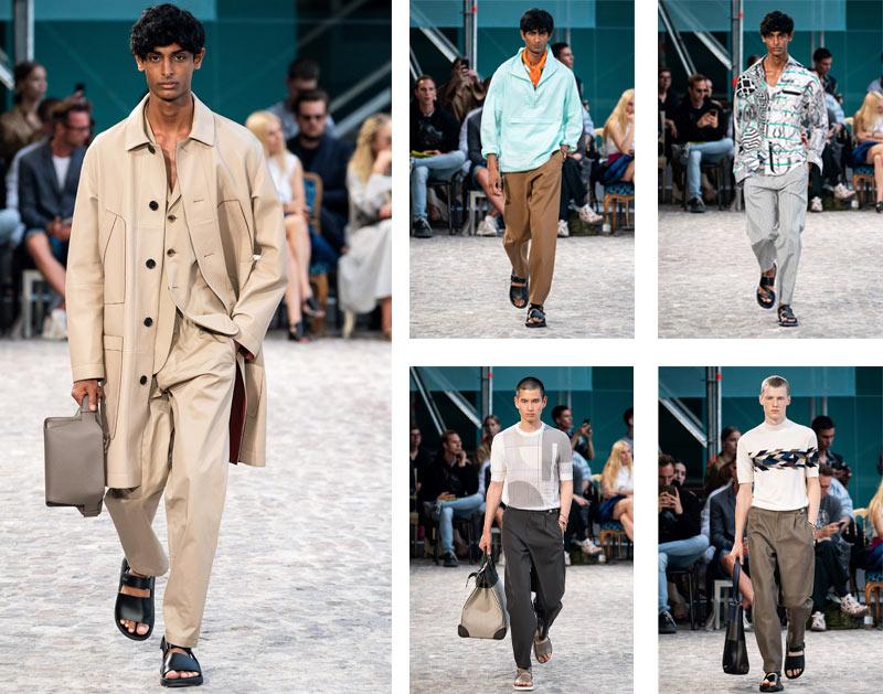 Hermès at Paris Men's Fashion Week SS2020