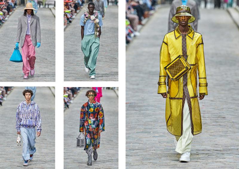 Louis Vuitton at Paris Men's Fashion Week SS2020