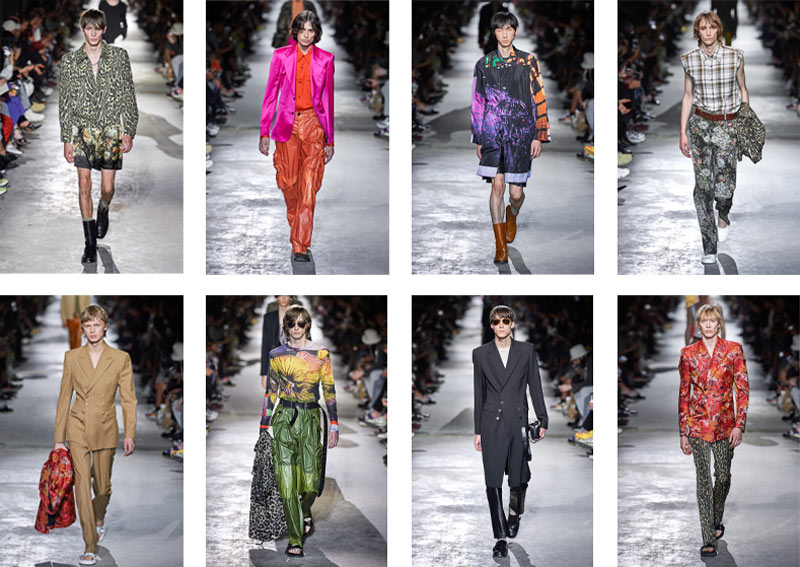 Dries Van Noten at Paris Men's Fashion Week SS2020