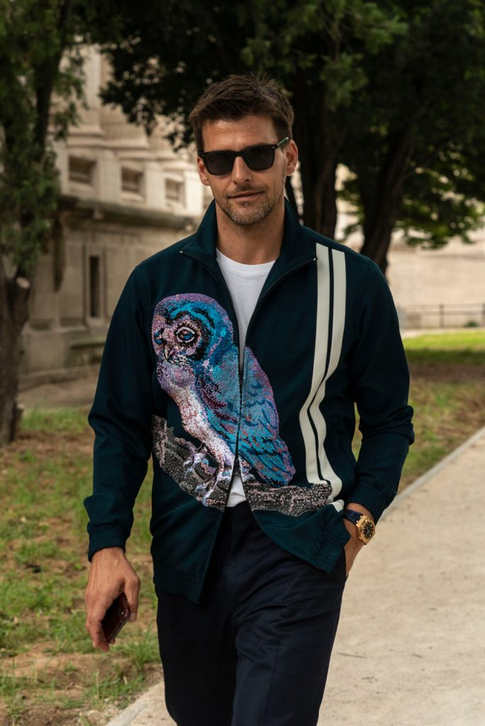 Street Style Paris Men's Fashion Week Spring 2020