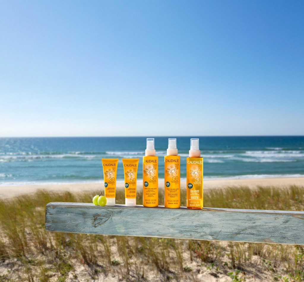 Sustainable sunscreen