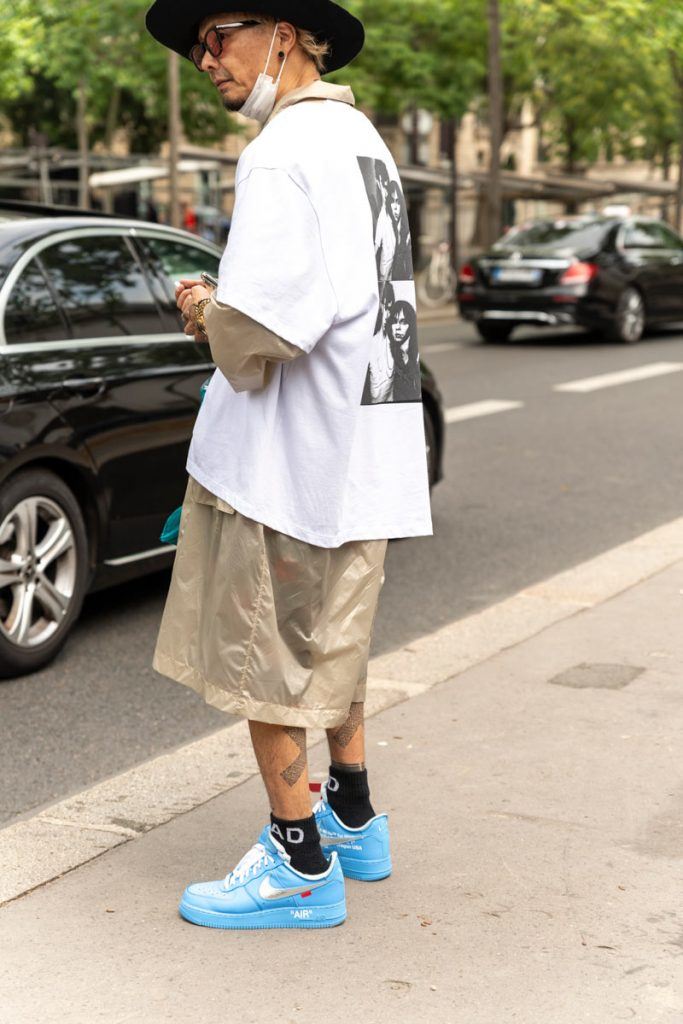 Street Style Looks from Paris Men's Fashion Week SS20