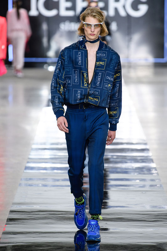 Iceberg Spring/Summer 2020 Menswear Collection
