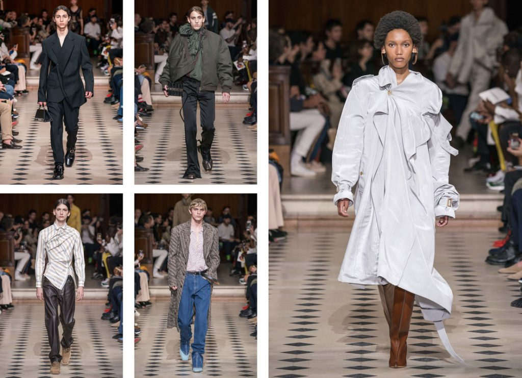 Y/Project at Paris Men's Fashion Week SS2020