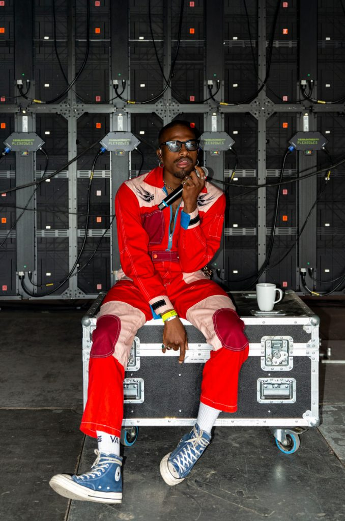 Duckwrth at Dour 2019