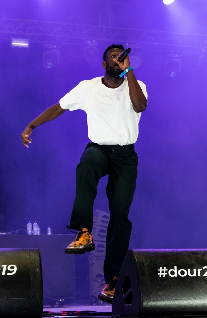 Dvtch Norris at Dour 2019