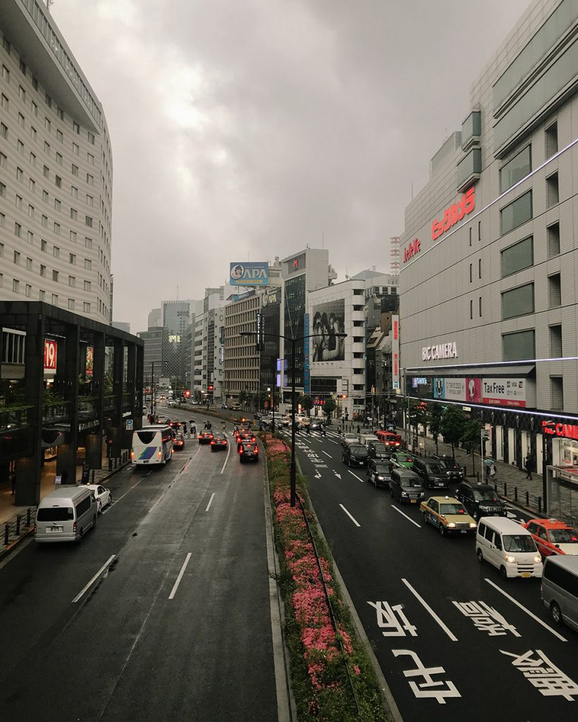 Practical guide to Tokyo