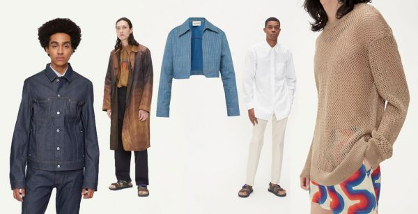 Designer Pieces for Men to Shop During Summer Sales