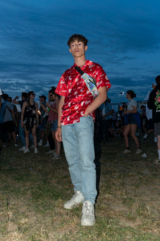 The Best Festival Looks from Dour 2019