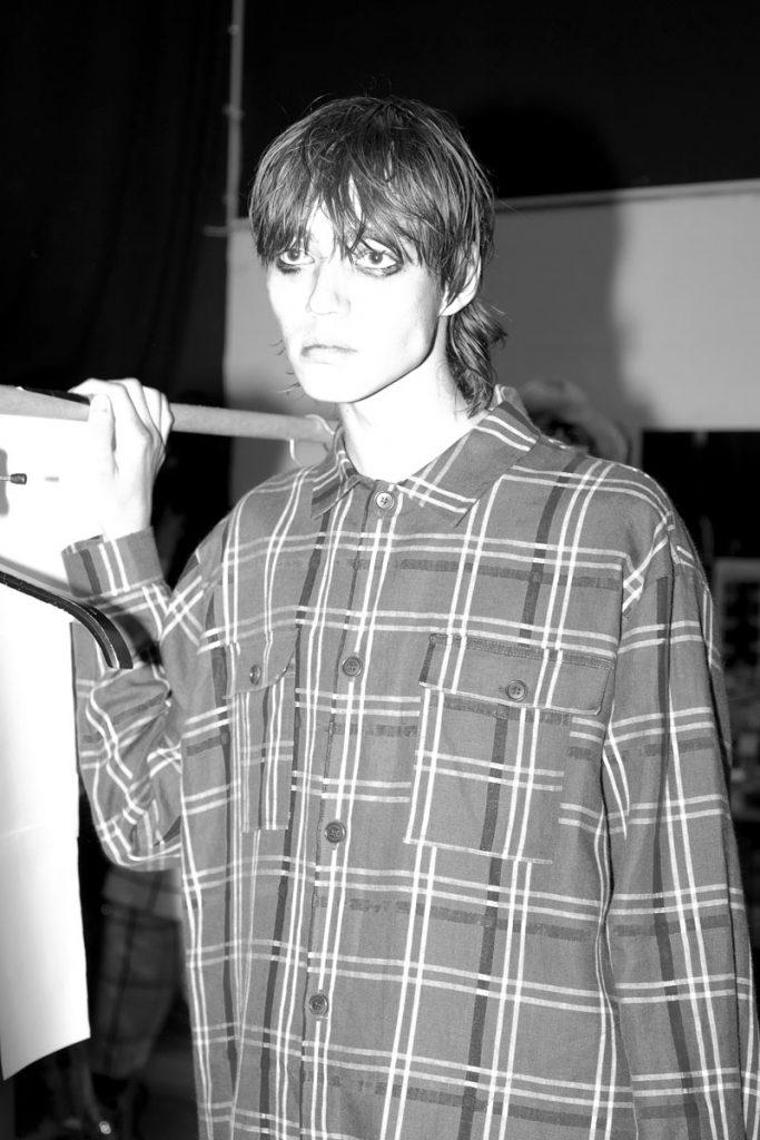 A Backstage Look at Henrik Vibskov's Spring/Summer 2020 Collection