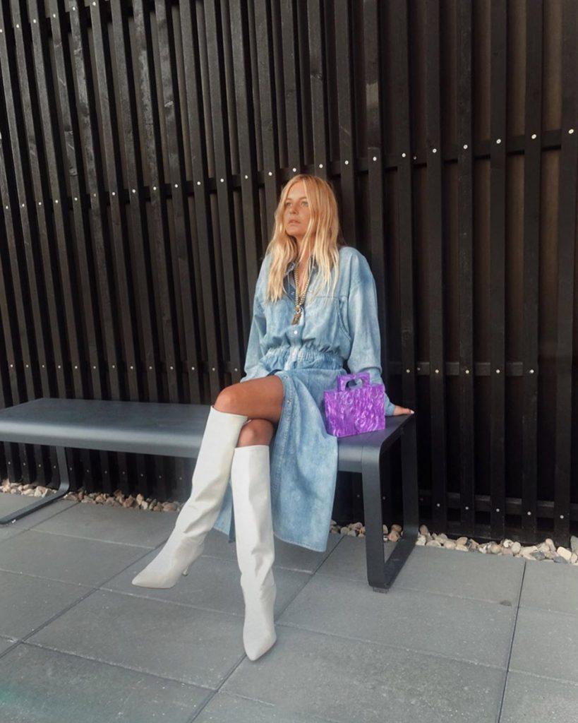 Copenhagen Fashion Week Best Street Style Looks Instagram