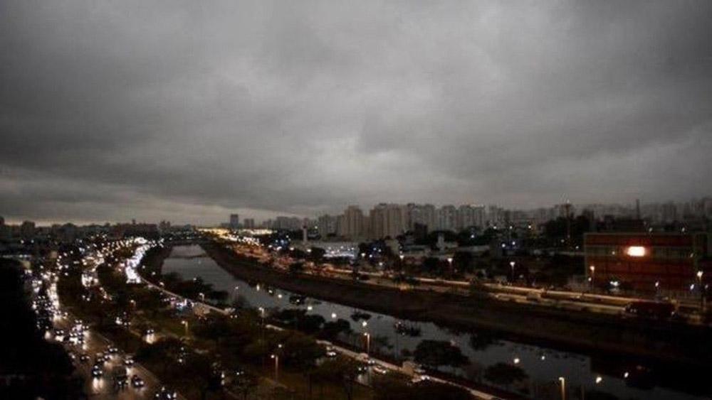 Sao Paulo blackout