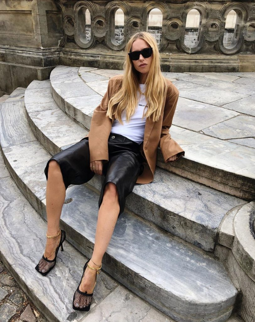 Copenhagen Fashion Week Best Street Style Looks Instagram