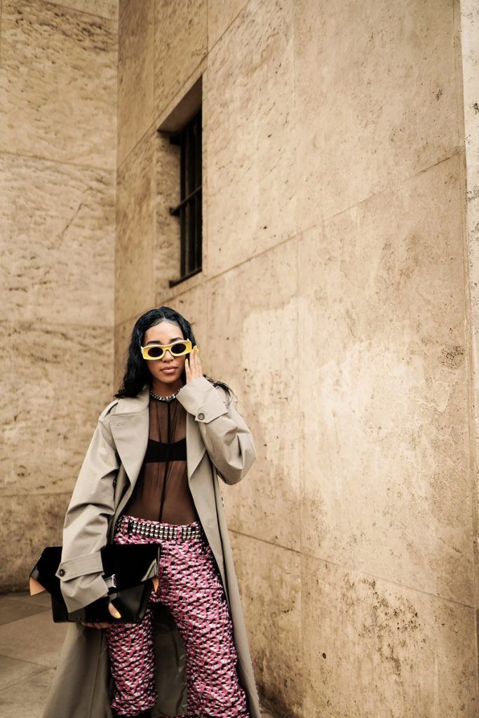 Street Style Looks from Paris Fashion Week SS20 Part 2