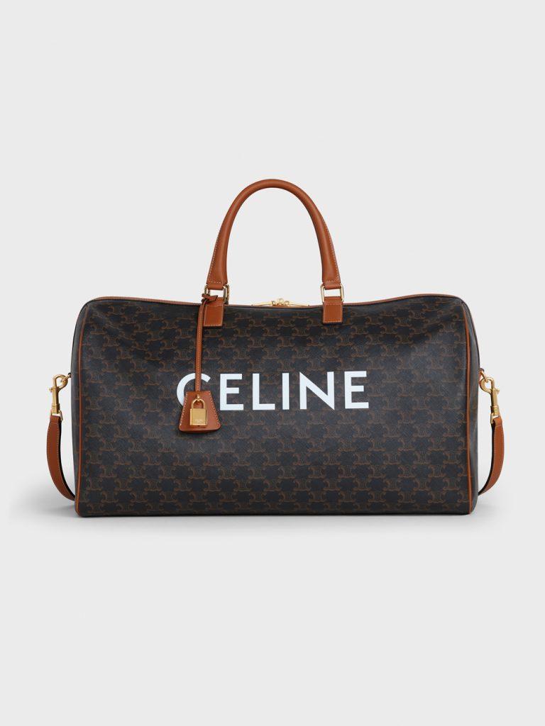 Celine Triomphe Canvas collection
