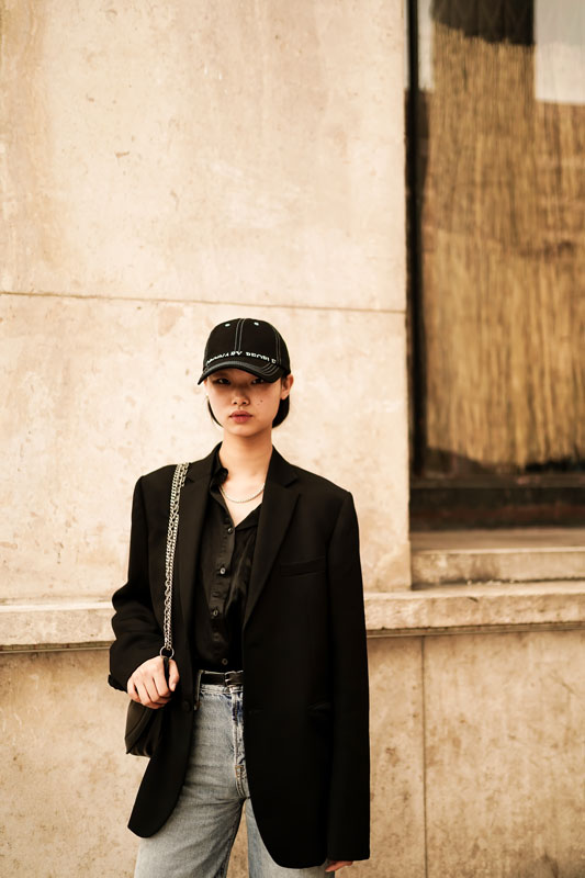 Street Style Looks from Paris Fashion Week SS20 Part 3