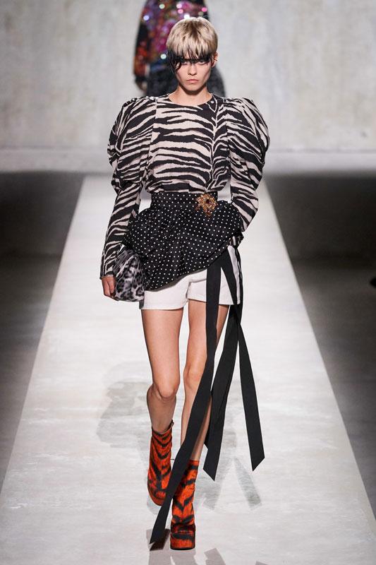 Dries Van Noten Spring/Summer 2020 Ready-to-Wear Show in Paris