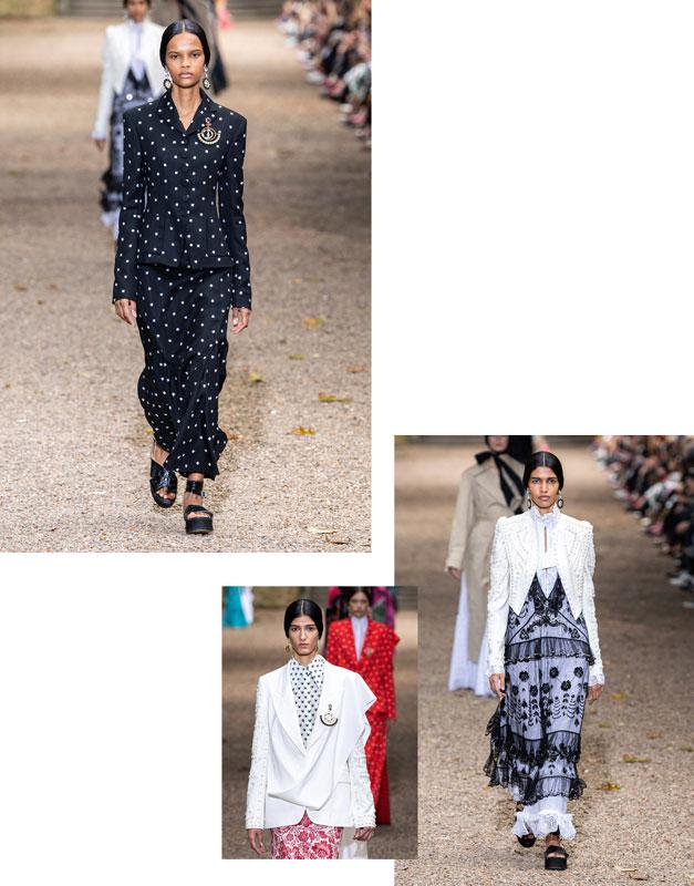 Erdem London Fashion Week SS20 Ready-to-Wear