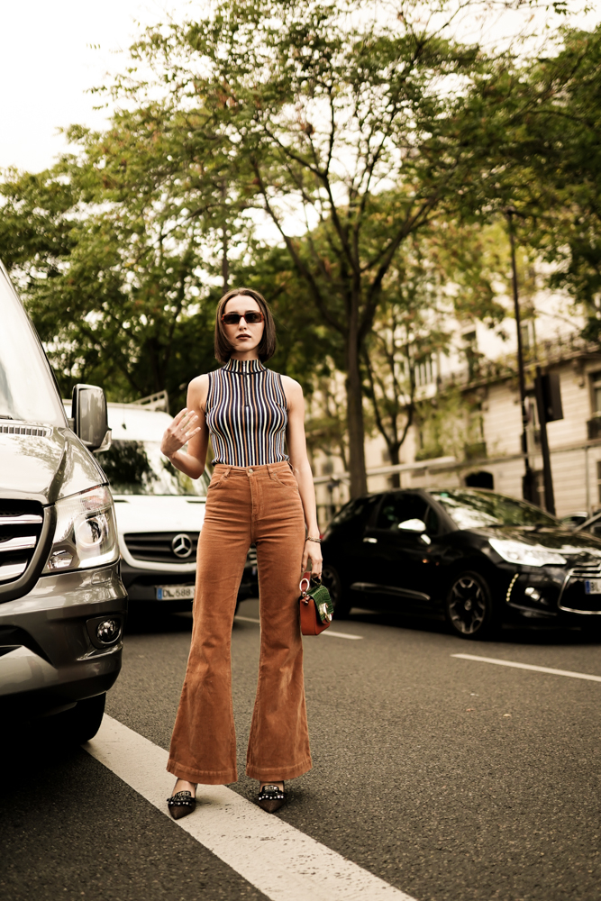 Street Style Looks from Paris Fashion Week SS20 Part 4