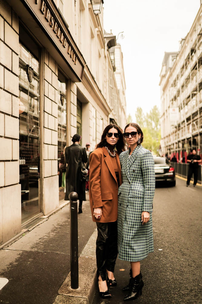Street Style Looks from Paris Fashion Week SS20 Part 5