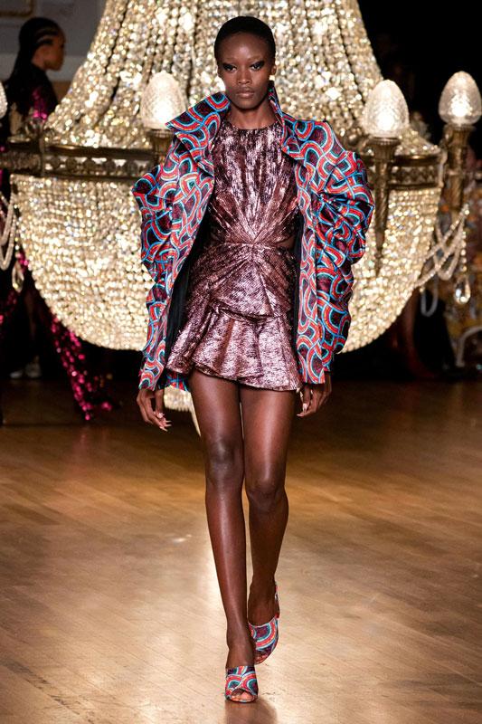 Halpern London Fashion Week SS20 Ready-to-Wear
