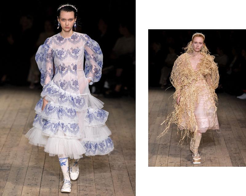 Simone Rocha London Fashion Week SS20 Ready-to-Wear