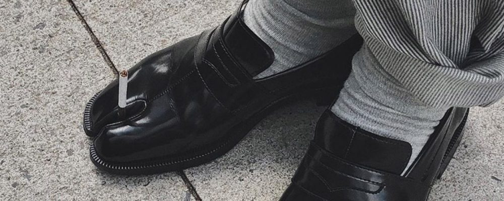 5 things you can put in between your Tabi shoes