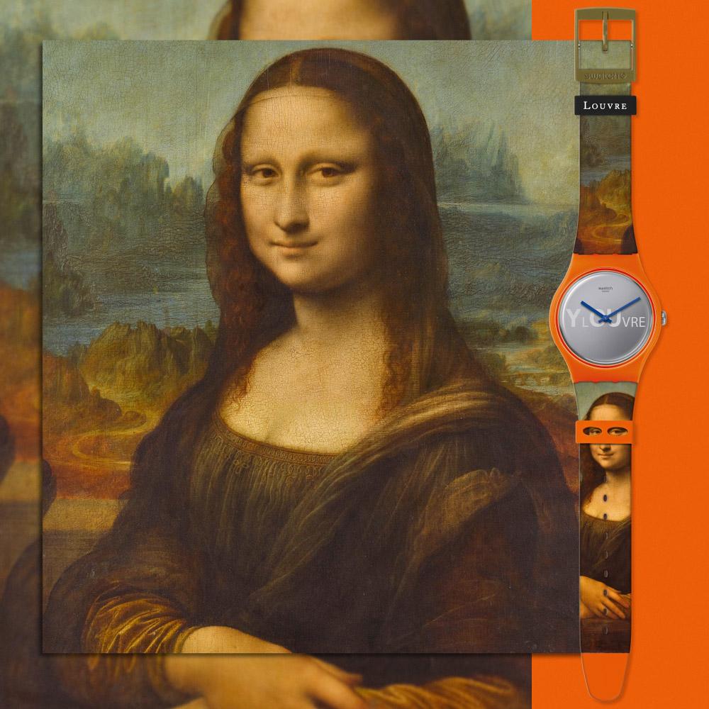 Swatch x Louvre