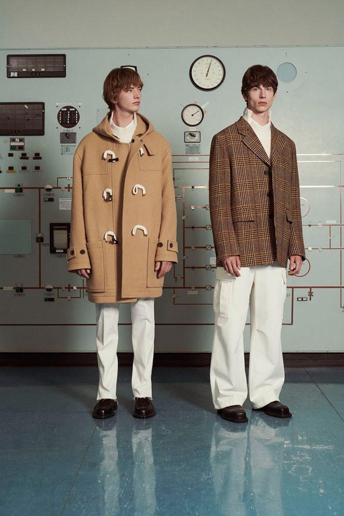 Coats trend Menswear FW19